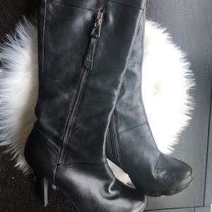 Guess Long Heeled Boots